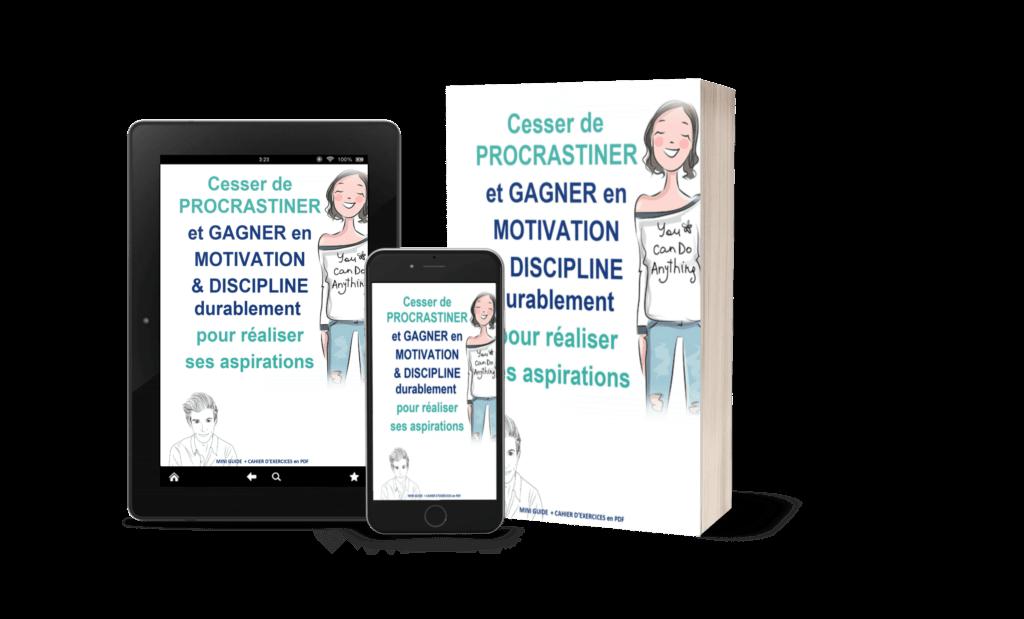 Guide gratuit de motivation et discipline par Anne-Gaelle Monteil